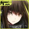 M4A1 (Girls Frontline)