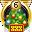 «Суперсекретная новогодняя медаль» - награда для того, кто шесть раз помогал наряжать новогоднюю ёлку в секретных разделах.