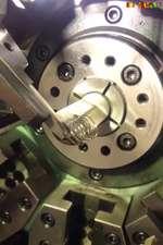 spring making machine