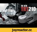 The New TRT210 - Cutting Demo - Haas Automation, Inc.,Science & Technology,CNC machine tools,CNC machining,Gene Haas,Haas Automation,Haas CNC,CNC,Haas,haascnc,machining,manufacturing,cnc machines,cnc mill,milling machine,cnc machine,cnc milling machine,machine tools,lathes,cnc machining,rotary